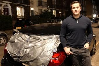 Rossz autóssal kezdett ki a balfék tolvaj