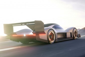 Bemutatta elektromos versenyautóját a Volkswagen
