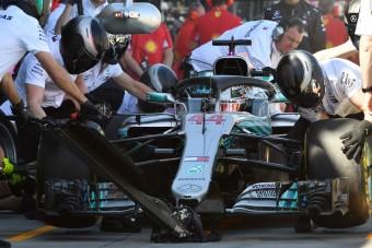 F1: Több akciót ígér a Pirelli
