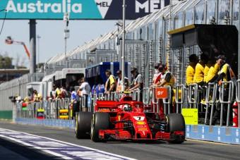 F1: Räikkönen utolsó esélye?