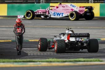 F1: A Haas pontokban fizette a tanulópénzt