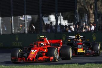 Ezért nem lehet előzni a mai F1-esekkel?
