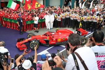 F1: A Ferrari meggondolta a kiszállást?