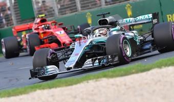 F1: Hamilton nem Räikkönenre figyelt