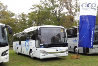 Elektromos buszokat vetnek be városközi ingázásra