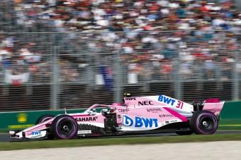 F1: Amerikai csapat lehet a Force Indiából?
