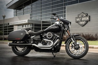 Szentségtörő bejelentést tett a Harley Davidson?