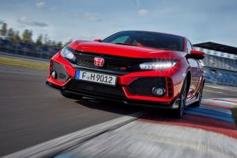 Rekordok sorozatára készül a Honda Civic Type R