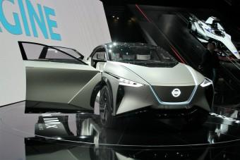Érkezik a Nissan elektromos szabadidőjárműve