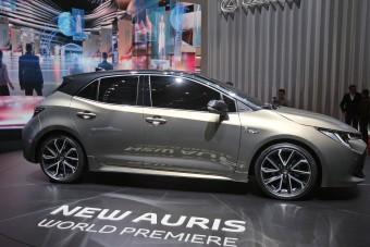 Ránézhettünk az új Toyota Aurisra