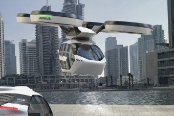 Repülő taxit ígér a Porsche igazgatója