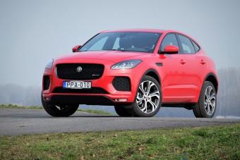 Női kézbe illő vadállat: Jaguar E-Pace