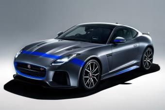Ingyen lesz még sportosabb a legdurvább Jaguar