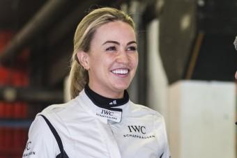 F1: A nőnapra magyarázkodik a női pilóta