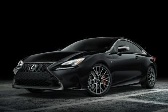 Kaviárszín és fakormány: arisztokratikus irányba mozdul el a Lexus kis kupéja