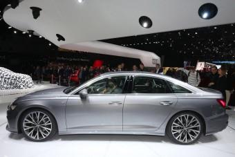 Videó: high-techben tobzódik az új Audi A6