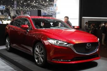 Meg nem mondod, miben új az új Mazda6