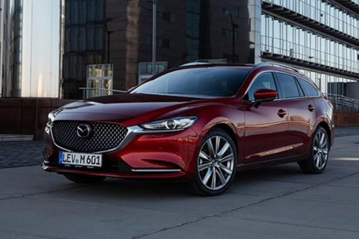 Meg nem mondod, miben új az új Mazda6 3