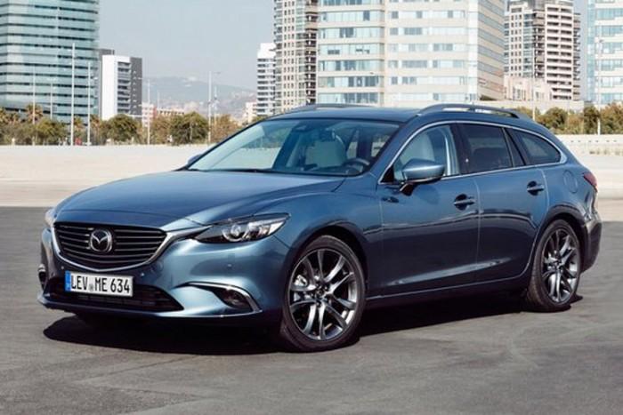 Meg nem mondod, miben új az új Mazda6 2