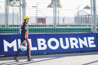 F1: Vérfürdő lesz Melbourne-ben?