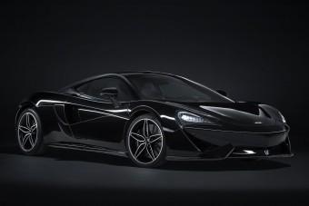 Lopakodva üvölt a legújabb McLaren