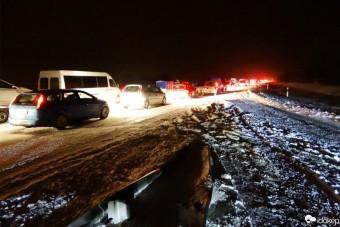 Havazás: járhatatlan utak, áramkimaradás, kegyetlen a helyzet