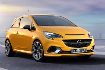 Visszatér az Opel Corsa GSi