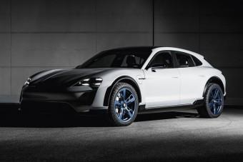 Elektromos terep-micsodát fog gyártani a Porsche