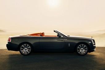 Speedsterré változik a Rolls-Royce Dawn