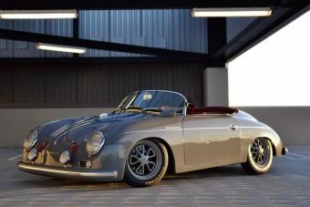 Ez a Porsche még Bogárként született, de így is nagyon dögös