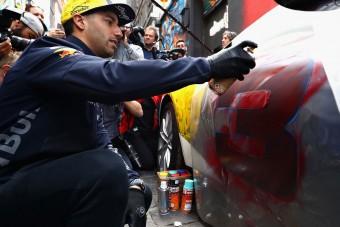 Ricciardo: Minek vacakolunk még ezzel? - videó