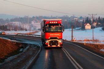 Több Renault teherautó fogyott Európában