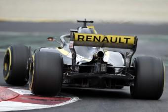F1: A negyedik helyet hoznia kell a Renault-nak