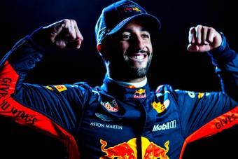 F1: Így üzenne Ricciardo a Mercinek és a Ferrarinak