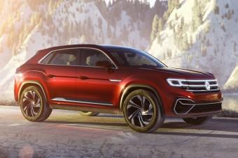 Elöl tágas, hátul sportos az új Volkswagen