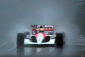 Videón az F1 történetének legrövidebb futama