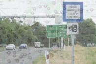 Nahát: nem is működnek az autópályákon lévő régi traffipaxok 4