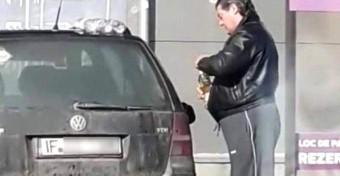 Túljárt az olajcégek eszén a dörzsölt román autós, étolajat töltött autójába