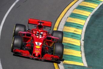 F1: Vettel hibás nevet adott az autójának