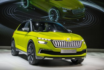 Megszületett a legkisebb Škoda szabadidőjármű