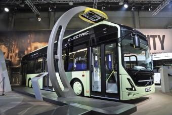 Megtartják az idei nemzetközi buszkiállítást Brüsszelben