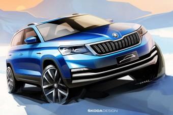 Már készül a Škoda harmadik SUV-ja