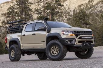 Expedíciós bölényt épít a Chevrolet