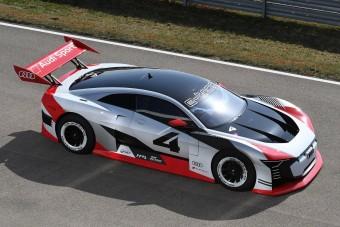 Megépítette videojáték-autóját az Audi