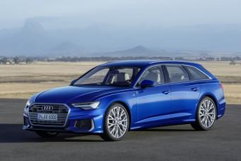 Megérkezett az új Audi A6 Avant