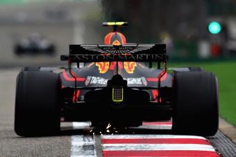 F1: Hivatalos, Hondára vált a Red Bull