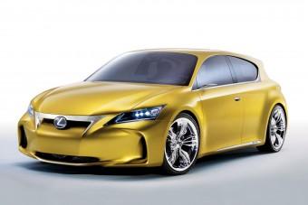 Világújdonságot fejleszthet a Lexus