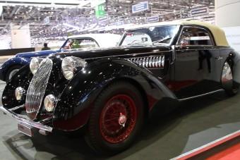 Ez a két nyolcvanéves Alfa Romeo ma is ámulatba ejtő