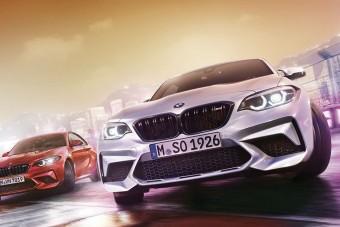 Lebukott a BMW M2-es bitangabb változata