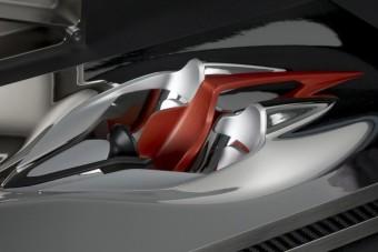 Ilyen lesz a hiper-McLaren utastere!